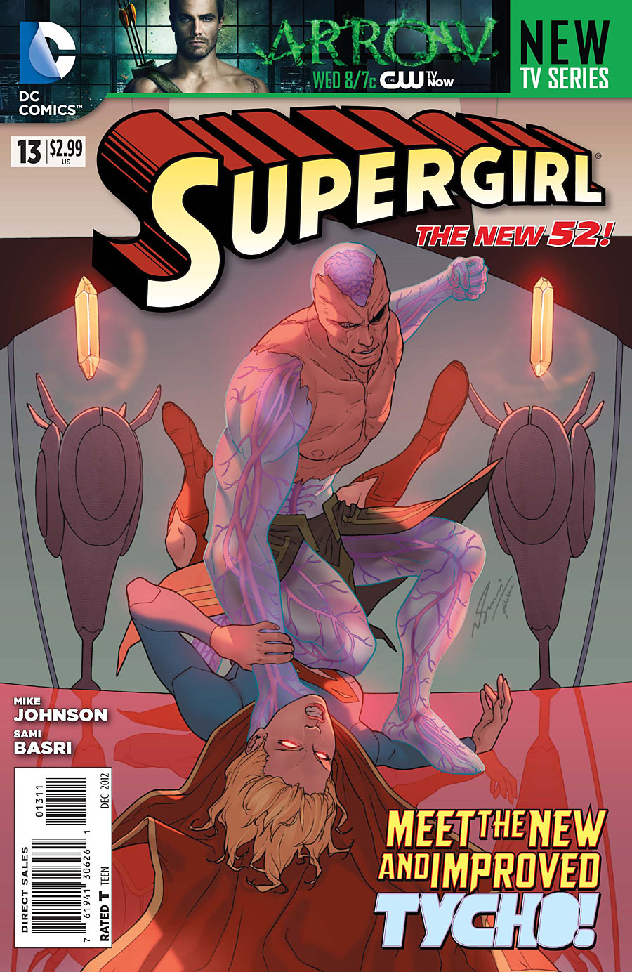 Supergirl (The New 52) #13
