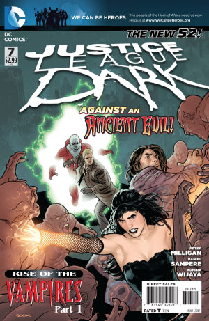 Justice League Dark (The New 52) #07