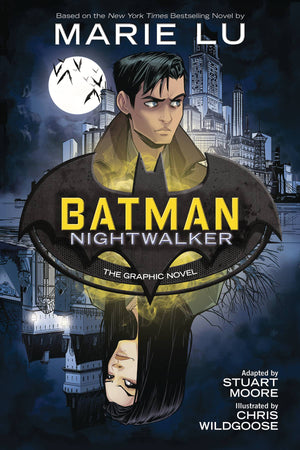 Batman: Nightwalker - The Graphic Novel (DC Ink)