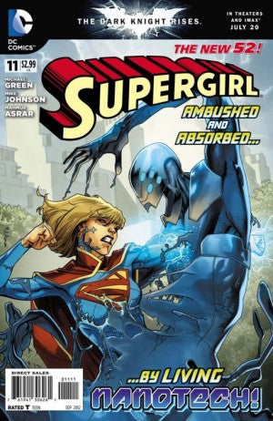 Supergirl (The New 52) #11