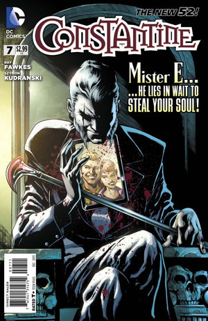 Constantine (The New 52) #07