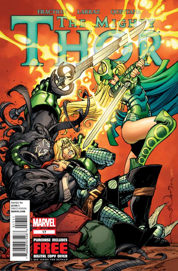 Mighty Thor (2011) #17
