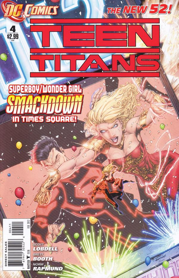 Teen Titans (The New 52) #04