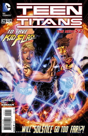 Teen Titans (The New 52) #29