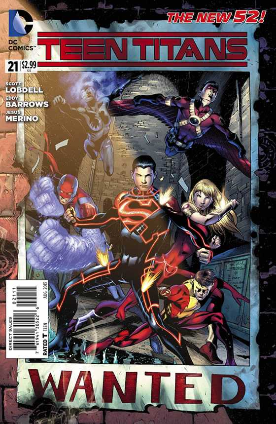 Teen Titans (The New 52) #21