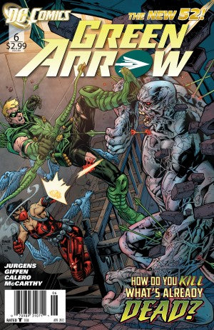 Green Arrow (The New 52) #06