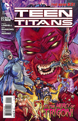 Teen Titans (The New 52) #22
