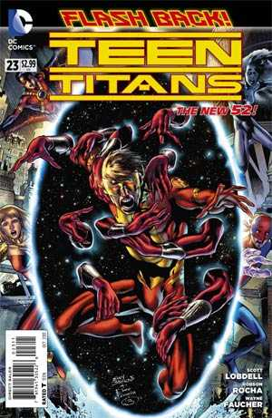 Teen Titans (The New 52) #23