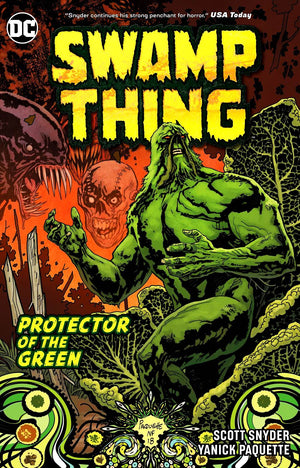 Swamp Thing: Protector of the Green - DC Essential Edition