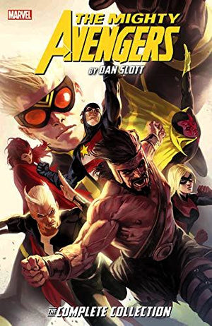 Mighty Avengers by Dan Slott - The Complete Collection
