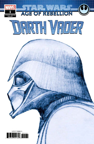 Star Wars: Age of Rebellion - Darth Vader #1 Concept Design Cover