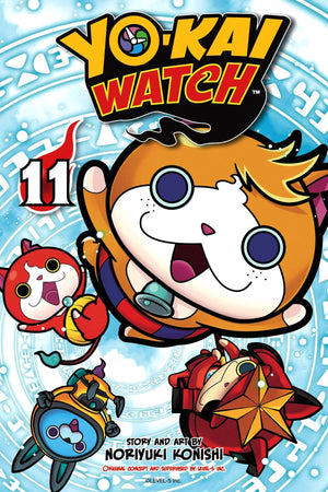 Yo-Kai Watch Volume 11