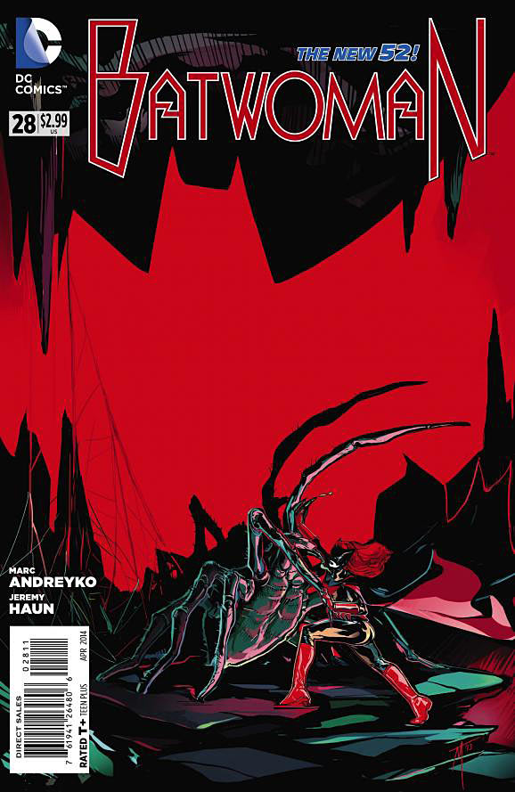 Batwoman (The New 52) #28