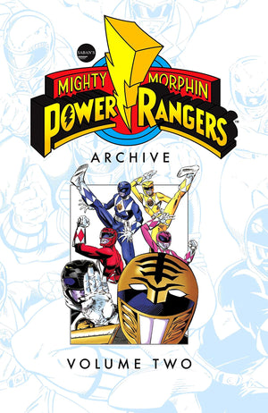 Mighty Morphin Power Rangers Archive Volume 2