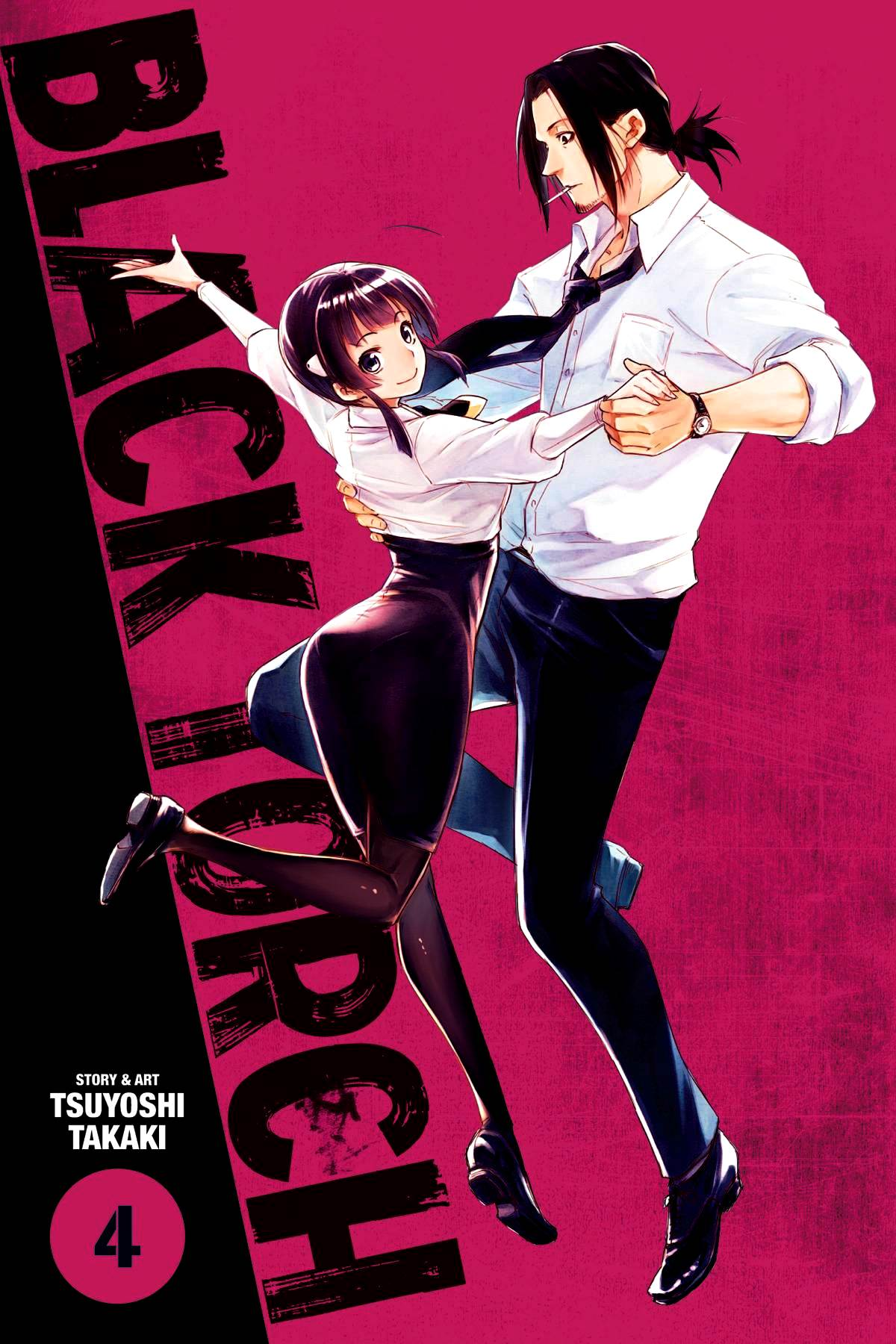 Black Torch Volume 4