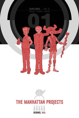 Manhattan Projects Book 1 HC