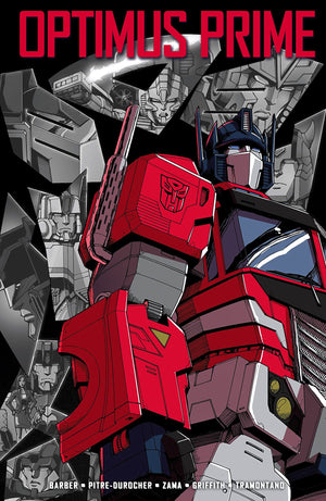 Transformers: Optimus Prime Volume 5