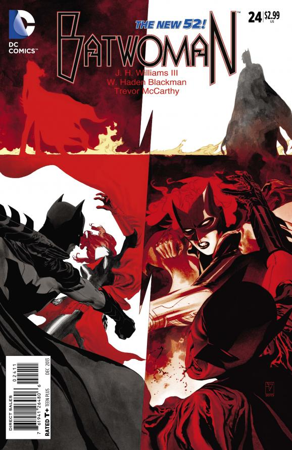 Batwoman (The New 52) #24