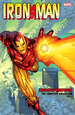 Iron Man (1998): Heroes Return - The Complete Collection Volume 1