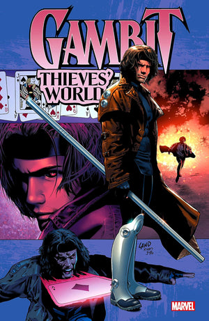 Gambit (2004): Thieves' World