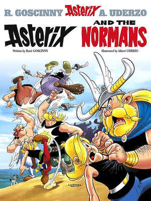 Asterix Volume 09: Asterix and the Normans