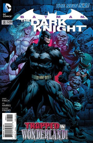 Batman: The Dark Knight (The New 52) #08