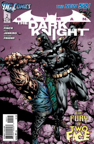 Batman: The Dark Knight (The New 52) #02