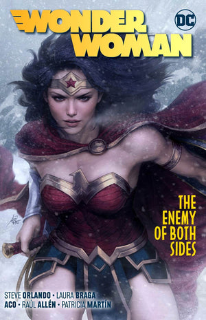 Wonder Woman (DC Universe Rebirth) Volume 9: The Enemy of Both Sides