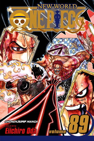 One Piece Volume 89