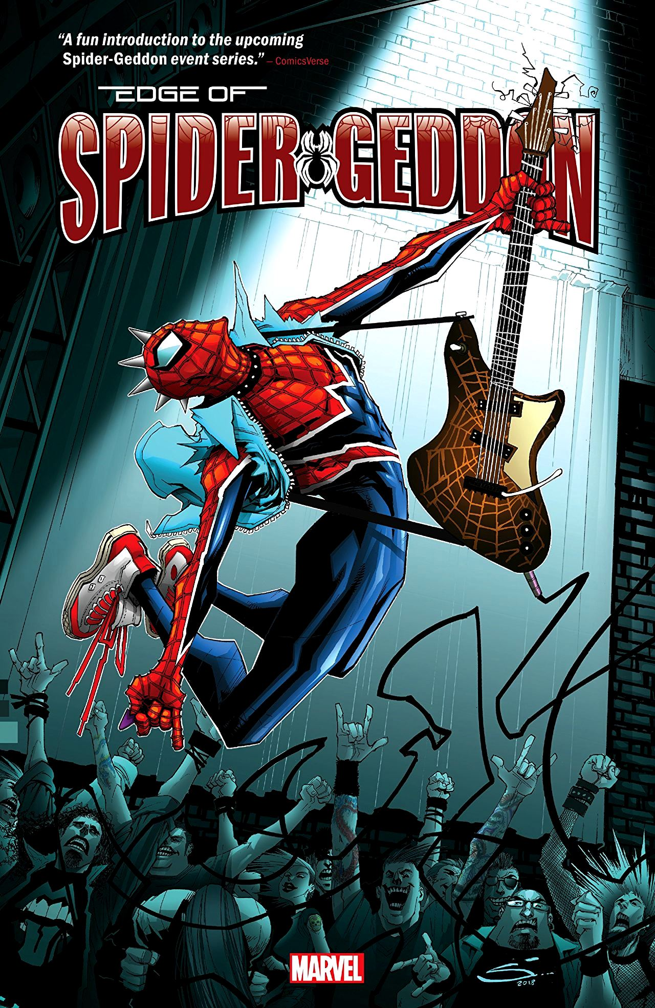 Spider-Geddon (2018): Edge of Spider-Geddon