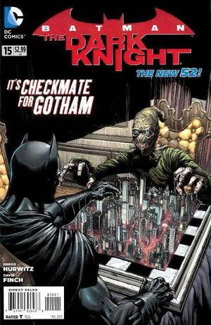 Batman: The Dark Knight (The New 52) #15