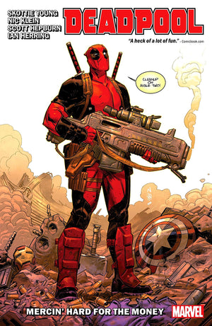 Deadpool (2018) Volume 1: Mercin' Hard for the Money