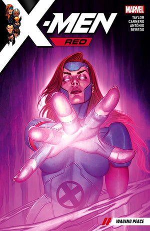 X-Men Red (2018) Volume 2: Waging Peace