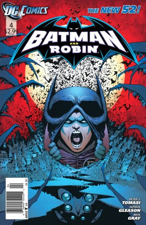 Batman and Robin (The New 52) #04