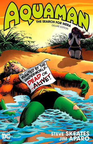 Aquaman: The Search for Mera - Deluxe Edition HC