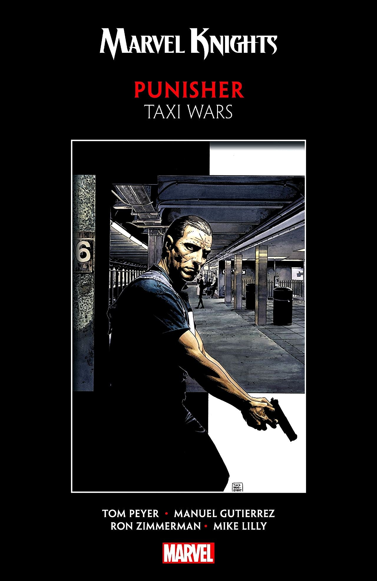 Marvel Knights: Punisher - Taxi Wars