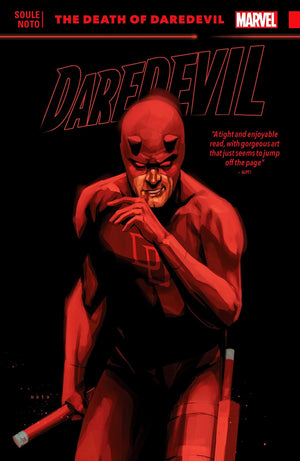 Daredevil (2015) Back In Black Volume 8: The Death of Daredevil