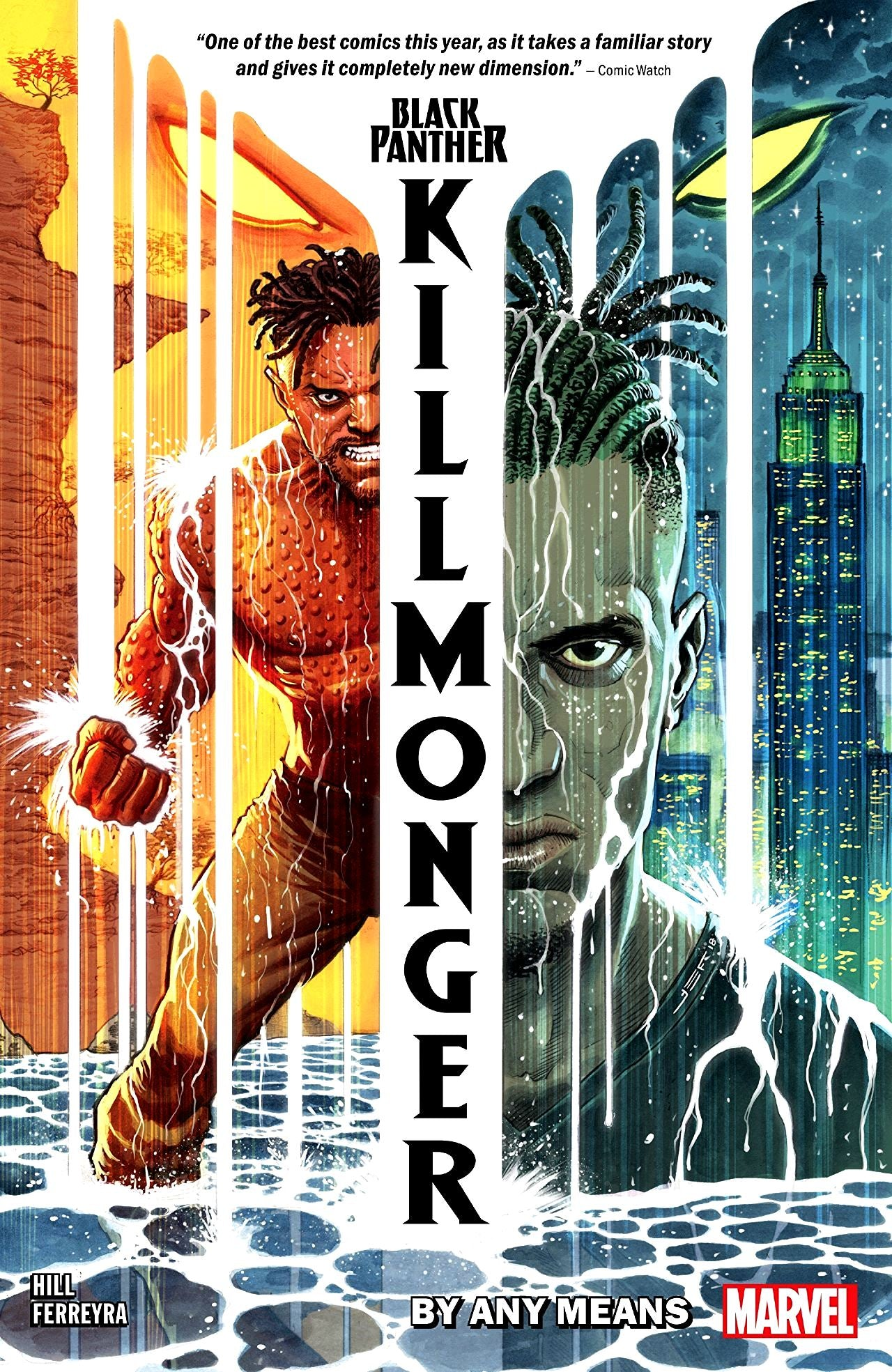 Black Panther - Killmonger (2018): By Any Means