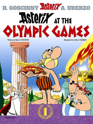 Asterix Volume 12: Asterix and the Olympic Games