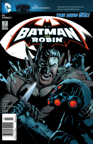 Batman and Robin (The New 52) #07