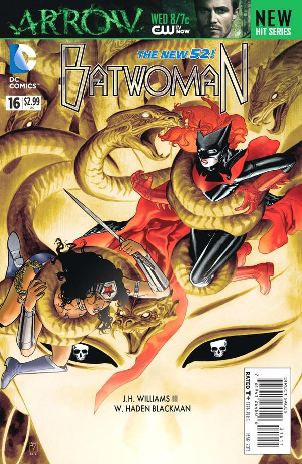 Batwoman (The New 52) #16