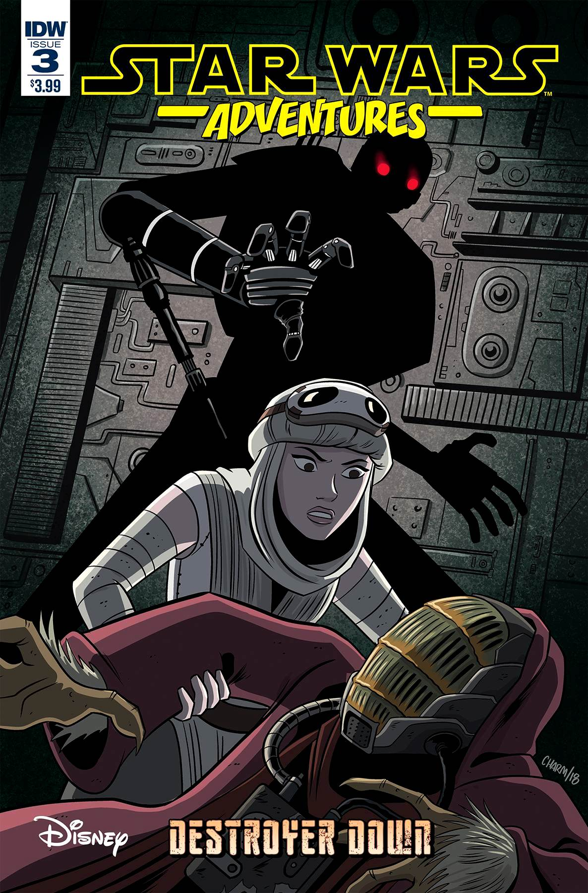 Star Wars Adventures: Destroyer Down #3 (of 3)