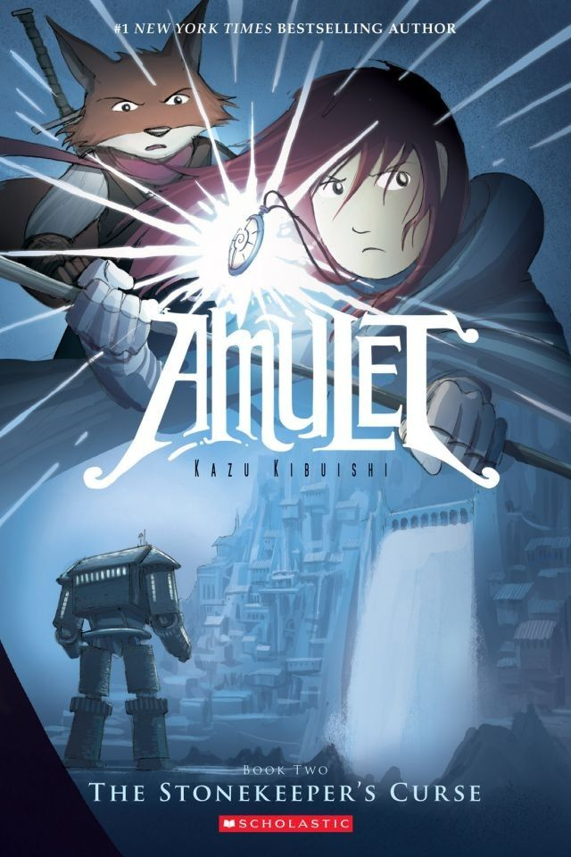 Amulet Volume 2: The Stonekeeper's Curse