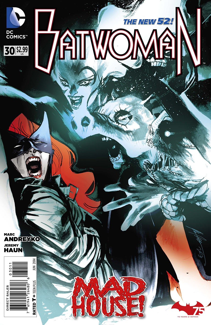 Batwoman (The New 52) #30