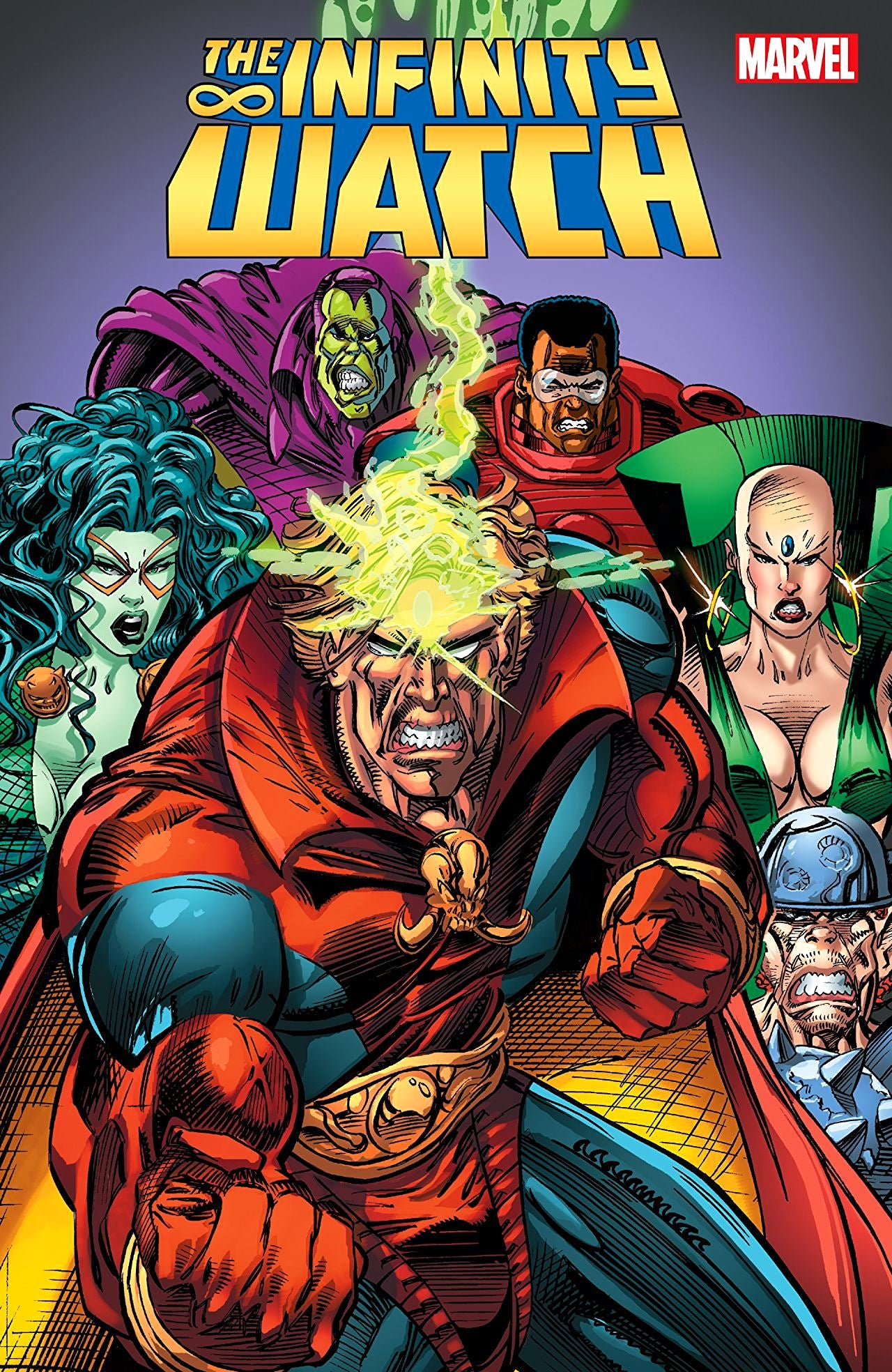 Infinity Watch Volume 2