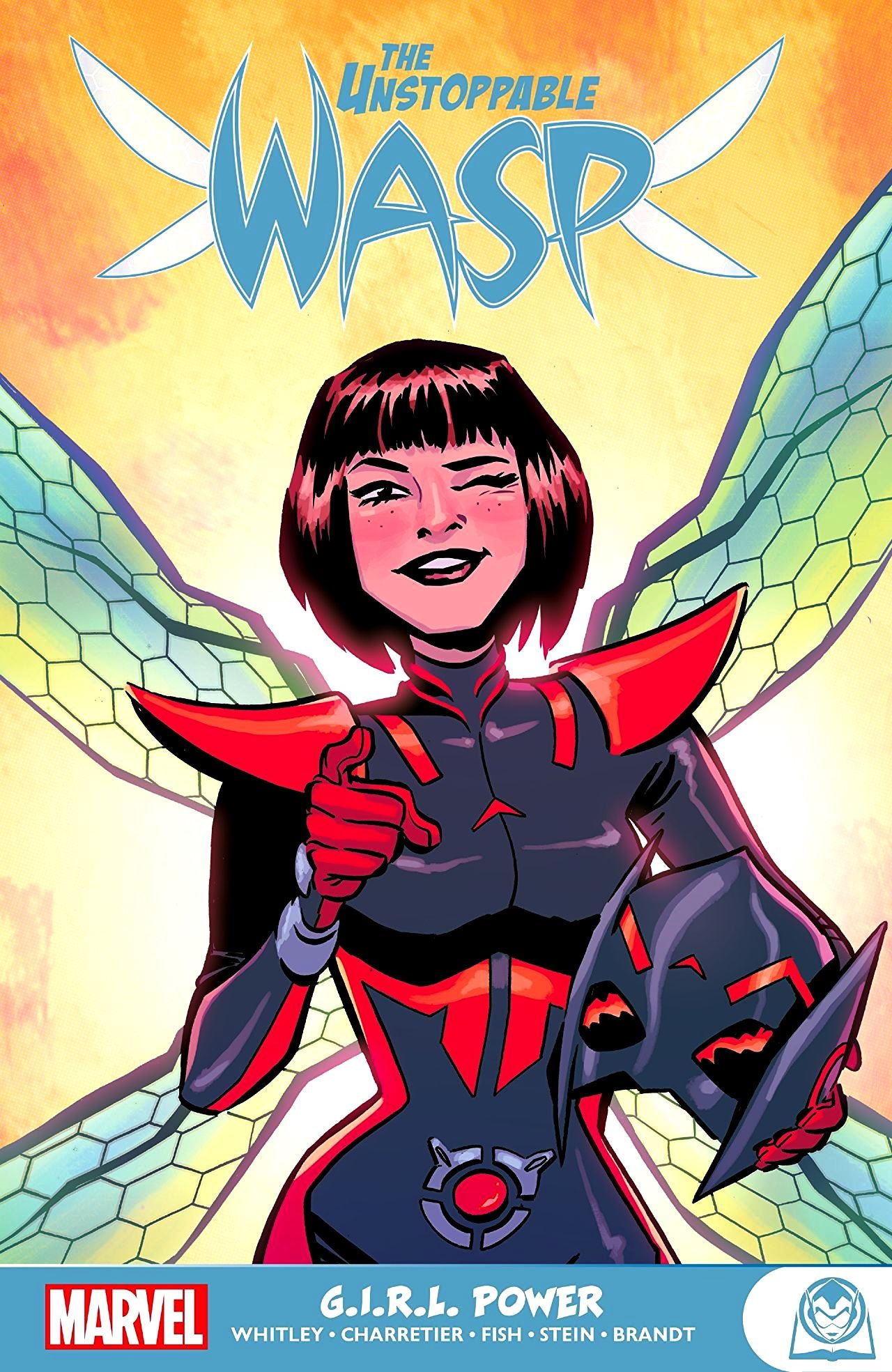 Unstoppable Wasp (2017): G.I.R.L. Power