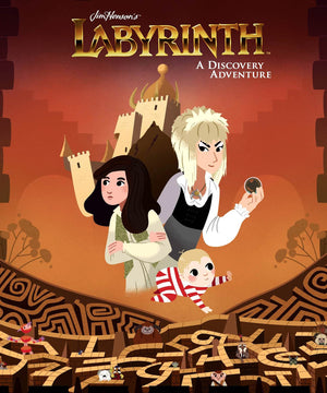 Jim Henson's Labyrinth: A Discovery Adventure HC