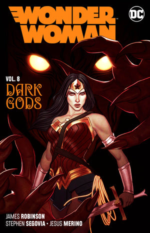 Wonder Woman (DC Universe Rebirth ) Volume 8: Dark Gods