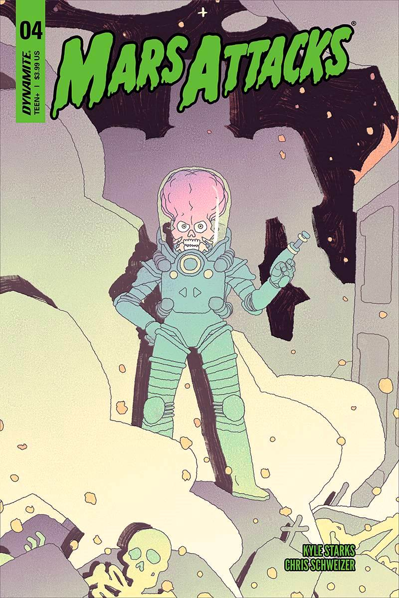 Mars Attacks (2018) #4