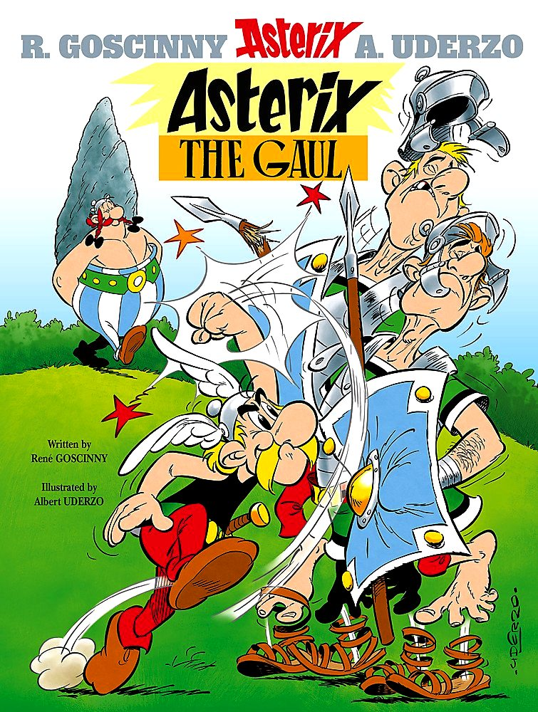 Asterix Volume 01: The Gaul